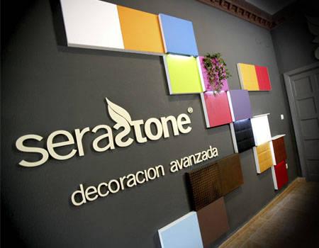 Serastone, decoración avanzada