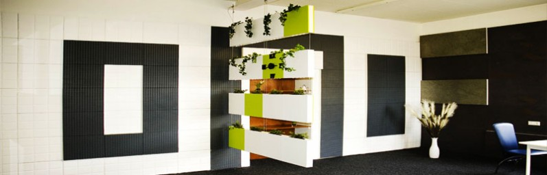 Nuevas alternativas para separar ambientes serastone - Mamparas separadoras de ambientes ...