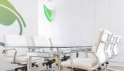 Proyecto oficina tabique separador Serastone