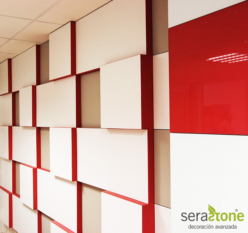 Paneles decorativos para paredes   Serastone - Revestimientos de ...