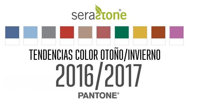 colores temporada otoño 2016 y 2017